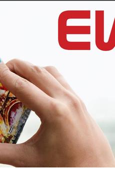 "ENZZO - Etui do Samsung Core Plus""Greek alley""+chusta z mikrofibry"