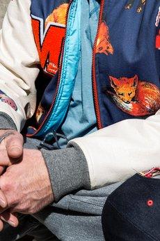 MissSpark - Kurtka BOTANICAL Foxes Men