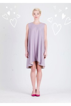La Folie - Sukienka Lilas