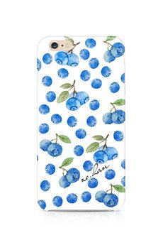 ZO-HAN - iPhone Case - Blueberries