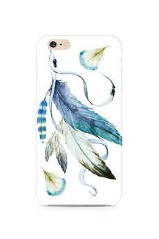 ZO-HAN - iPhone Case - Feathers