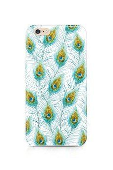 ZO-HAN - iPhone Case - Peacock Feathers