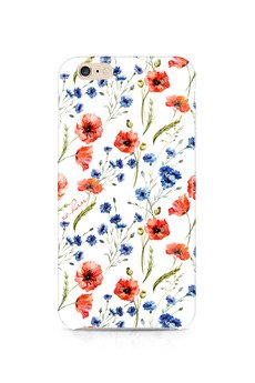 ZO-HAN - iPhone Case - Poppy seed flowers