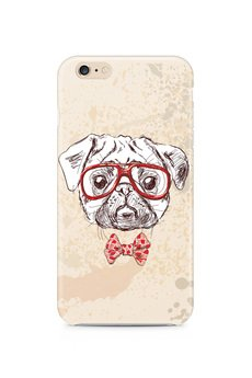 ZO-HAN - iPhone Case - Mr. Pug