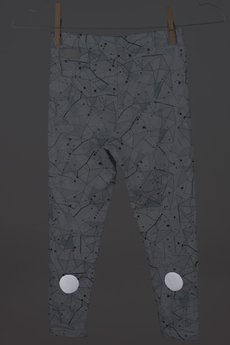 ballady & pajonki - odblaskowe legginsy NEOfaktur