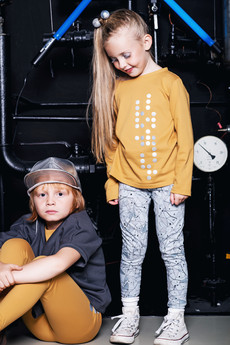 ballady & pajonki - odblaskowa bluzka NEOblask
