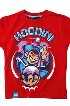 Tn hoodini red front