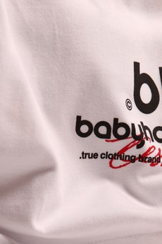BABYHOOD - T-SHIRT BH#1 WHITE