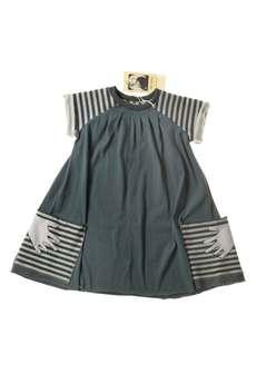 decodada - sukienka z dużymi kieszeniami