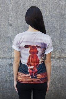 BAHABAY - T-shirt Another World