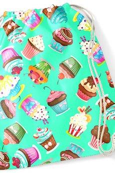 Syrenka Store - Backpack - Sweet Muffins