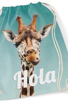 Hola giraffe