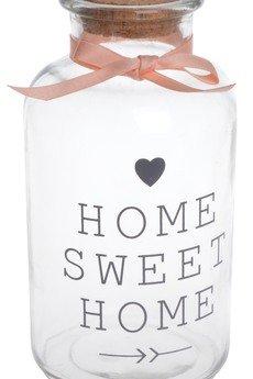 MIA home passion - Butelka szklana Sweet Home większa