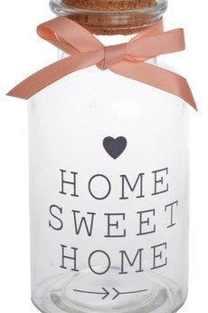 - Butelka szklana Sweet Home mniejsza