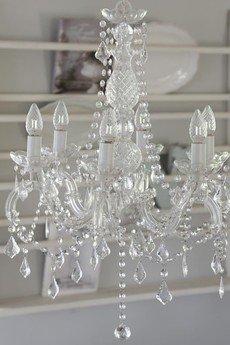 MIA home passion - Żyrandol z kryształkami I