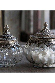 MIA home passion - Pojemnik szklany Antique