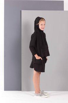 MALI - Spódnica Black