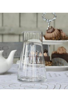 MIA home passion - Karafka szklana na mleko
