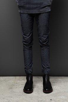 MALE-ME - Spodnie dresowe UNIVERSUM |GRANATOWY MELANŻ|