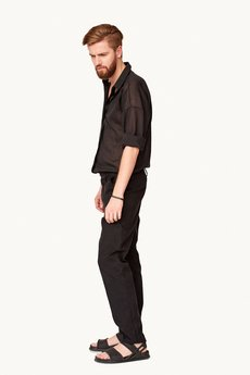 Dirty's Wear - Koszula Basic Black