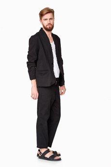 Dirty's Wear - Marynarka Black
