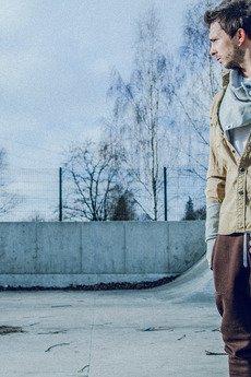 Button - CHUSTA/SZALIK BUTTON SCARF UNISEX kolory