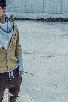 Button - RĘKAWICZKI BUTTON MITTENS UNISEX kolory