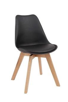 MIA home passion - Krzesło Nord Cross czarne