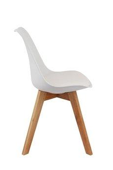 MIA home passion - Krzesło Nord Cross białe