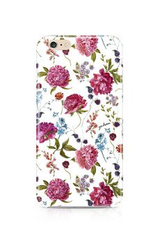 Iphone case burgundy peonies a14a2b