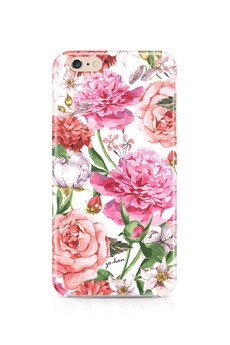 ZO-HAN - iPhone Case - Peonies & Roses