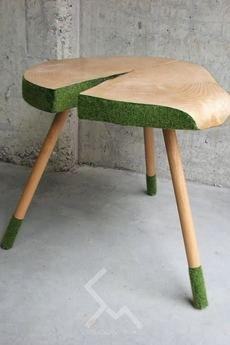 Studio Minimal - Stolik No.1 Meszek