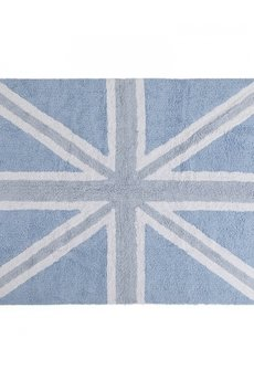 Dywan bawelniany flag england baby azul 7026d9