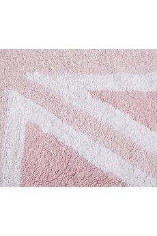 MIA home passion - Dywan bawełniany Flag England Baby Rosa