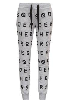 HEROESQUE - HEROESQUE FONT PANTS