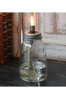 MIA home passion - Lampa naftowa MASON'S