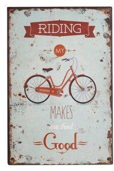 MIA home passion - Szyld metalowy My Bicycle