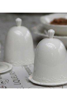 MIA home passion - Kieliszek na jajko z przykrywką