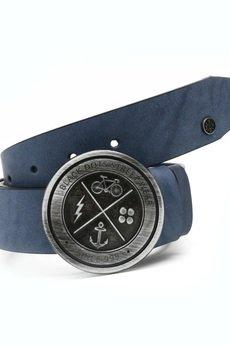 Black Dots Street Wear - Hipser Navy