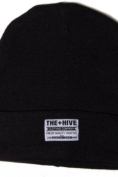The Hive - LUMBER BEANIE BLACK