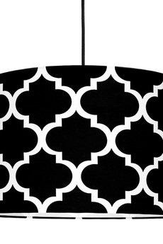 - Lampa wisząca Moroccan czarna