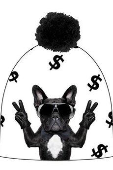 HAUER - Czapka hauer DOLLAR DOG