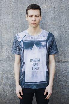 BAHABAY - T-shirt Imagine Your Limit
