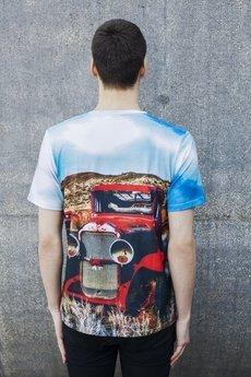 BAHABAY - T-shirt Oldtimer