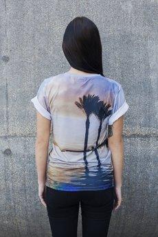 BAHABAY - T-shirt The Palm