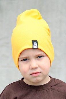 Czapka bh beanie yellow d7e47d
