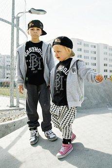 - Bluza Family 1st Melange
