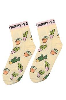 Yeah Bunny - CACTUS SOCKS