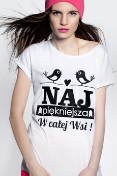 ŁAP NAS - Koszulka Najpiękniejsza