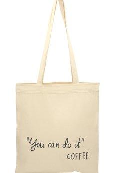 Letter Bag - Coffee Letter Bag